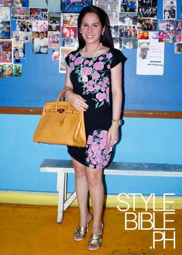 hermes handbags discount - BIRKIN WATCHER: Jinkee Pacquiao