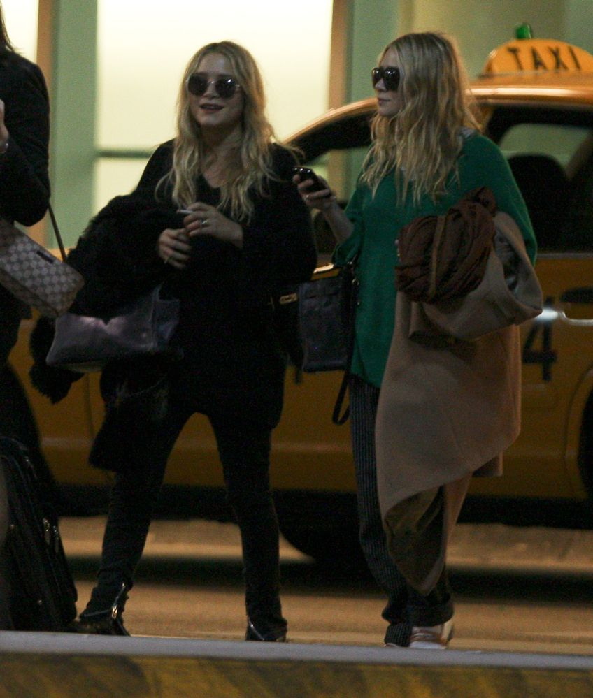 Olsen Twins 2011 May 10, 2011 Who knows, you might just find your very own