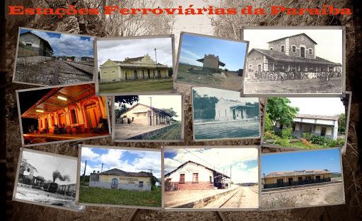 Estações Ferroviárias da Paraíba