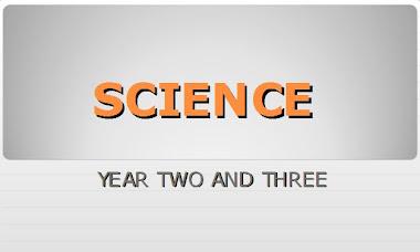 latihan sain tahun 2 dan 3