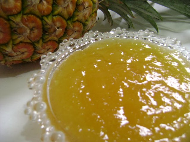 Pineapple Filling For Dominican Cake