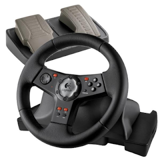Logitech Formula Vibration Wheel