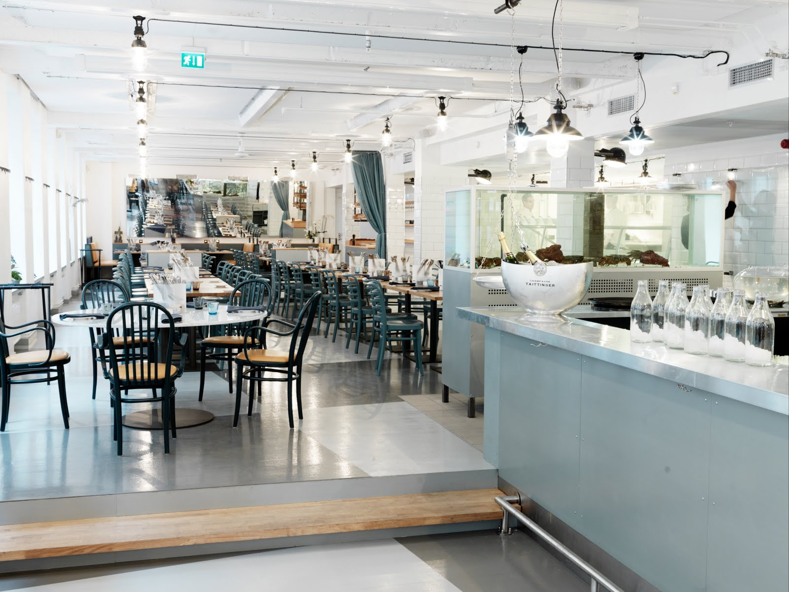 Chads drygoods: b.a.r. restaurang, stockholm