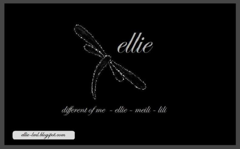 Different of me - [ellie]-[meili]-[lili]