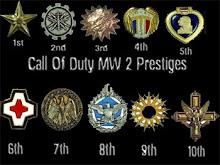 MW2 PRESTIGES