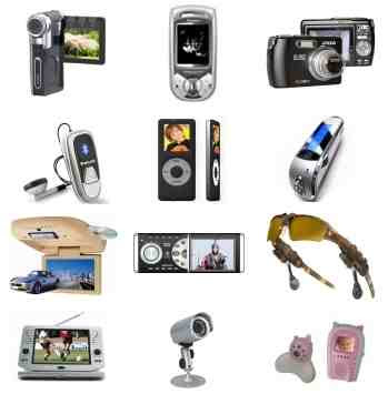 electronic and gadgets