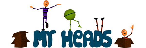 Mr Head's website - La web de Kevin Cabezas