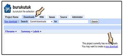 Cara Upload Javascript menggunakan Google Code