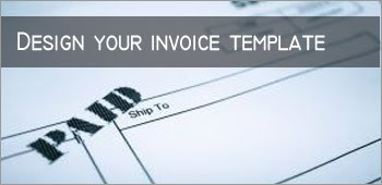 Day 10 - Design Invoice Template