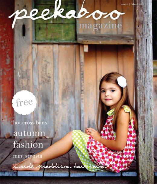 Peekaboo Magazine is Chic