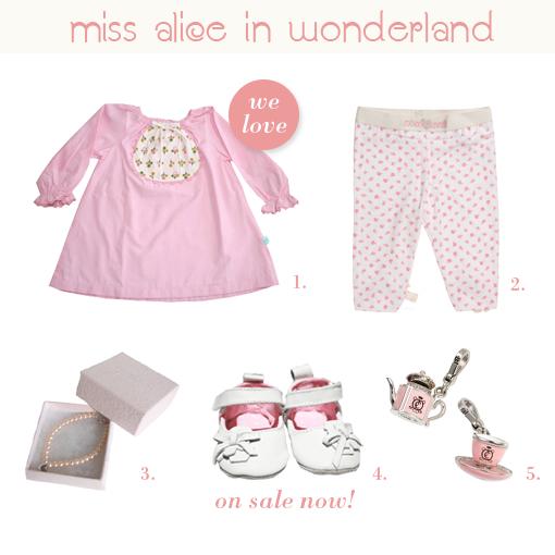 alice in wonderland chic styling