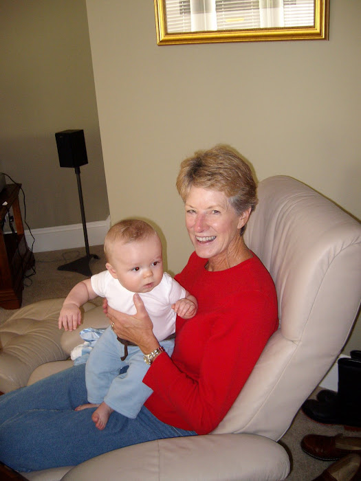 With Aunt Jan