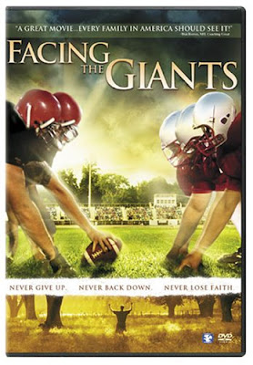 facing the giants summary Facing the giants is a heartwarming if overly religious story of faith winning out against fear it's a christian fairy tale, so the outcome is obvious this is a celluloid revival, and as such, may alienate non-religious viewers.