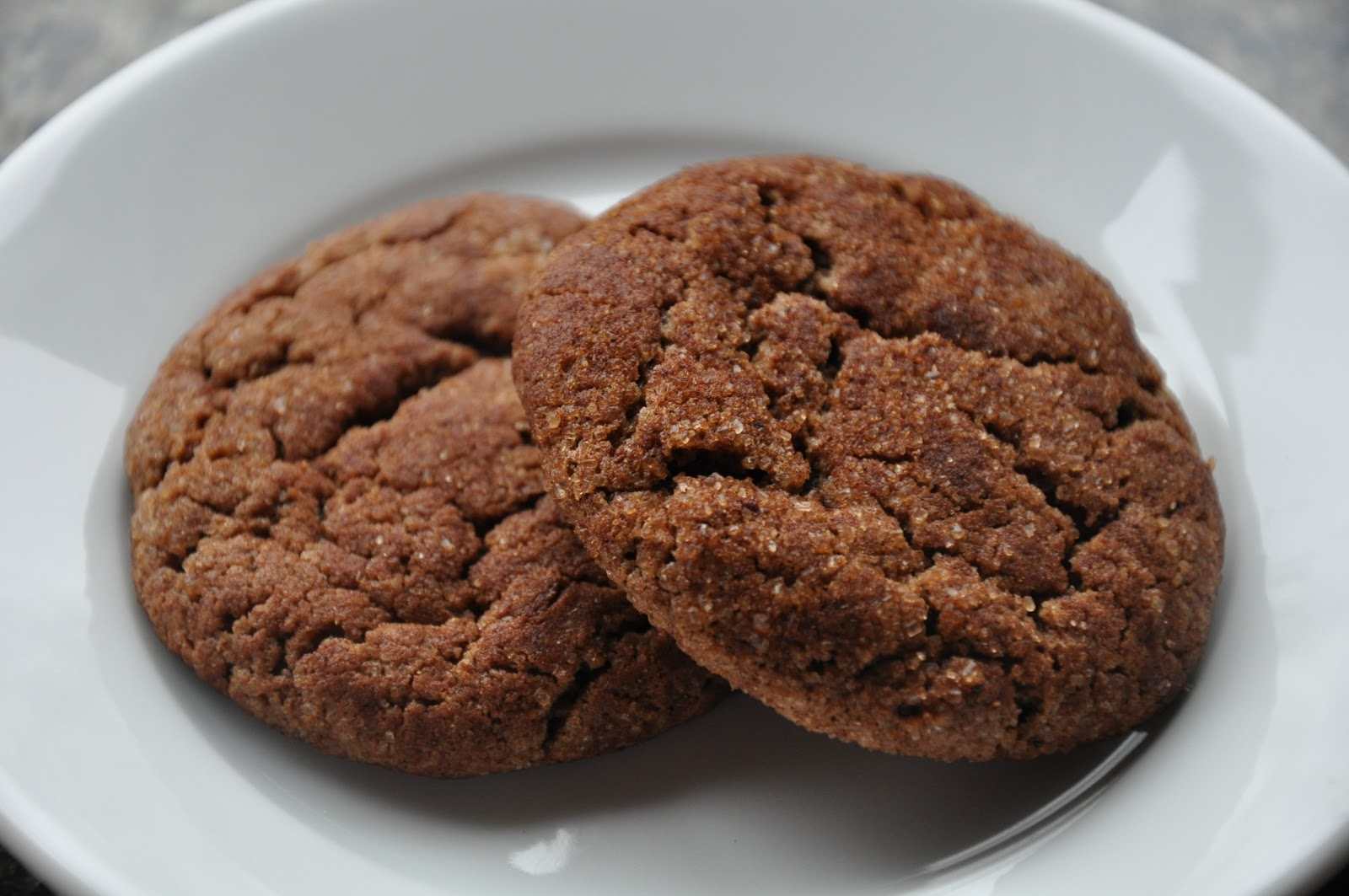 Ye Olde Journalist: Mexican Hot Chocolate Cookie