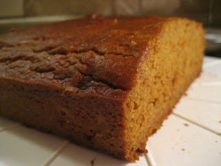 Sweet Savory Southern Baked Pumpkin Bread