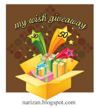 MY WISH GIVEAWAY::503020