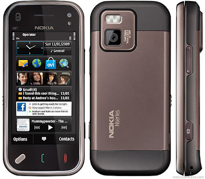 Feature of Nokia N97 mini