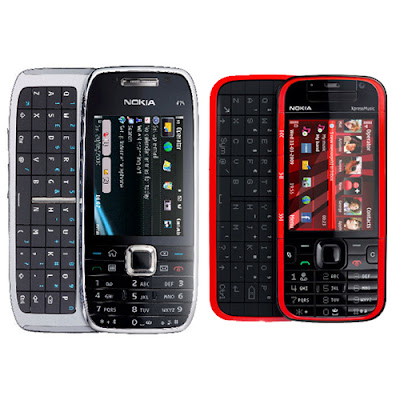 Feature of Nokia 5730 XpressMusic