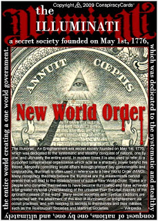 Welcome ~Lucy's~ to the Truth: Truth about The Illuminati