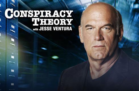 Jessy Ventura Conspracy thery