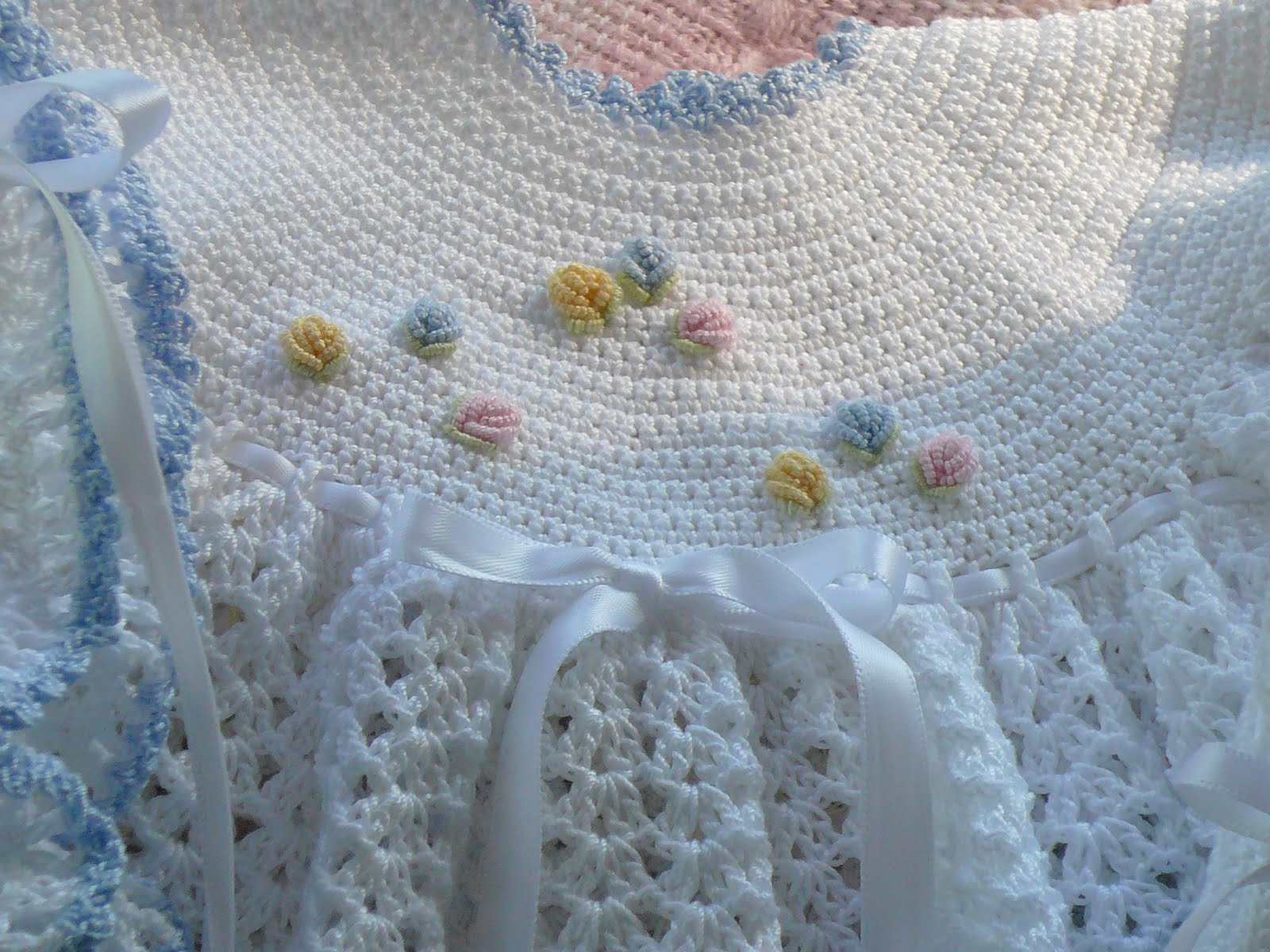 Japanese Baby Crochet Dress Free Patterns : Cheris Crochet Baby or reborn baby doll clothing or ...