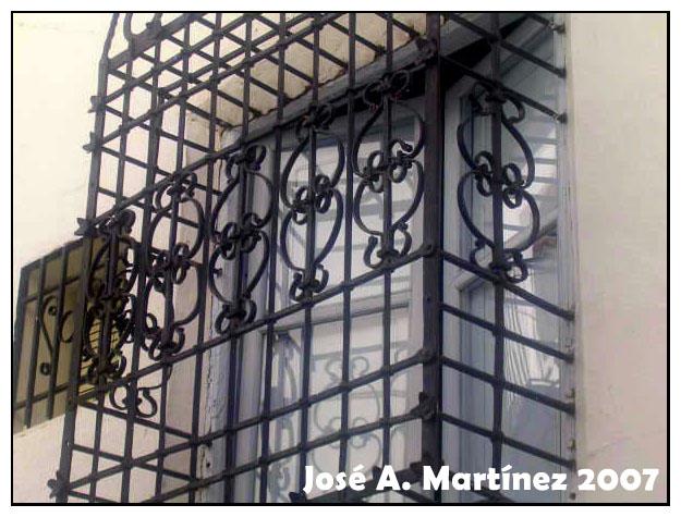 Las viejas y bellas rejas - Balcones de forja antiguos ...