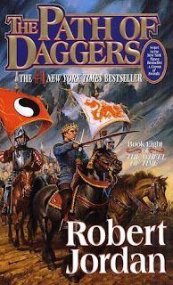 The Wertzone: The Path of Daggers by Robert Jordan