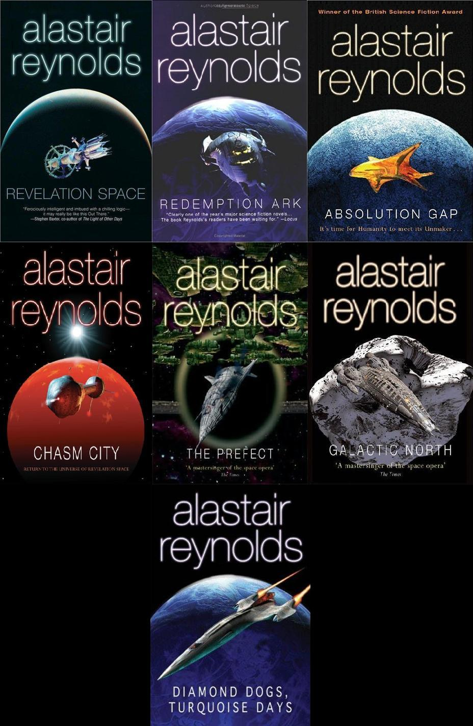 The Revelation Space Series
