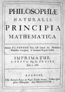 Original de Philosophiae Naturalis Principia Mathematica