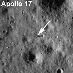Alunizaje del Apollo XVII