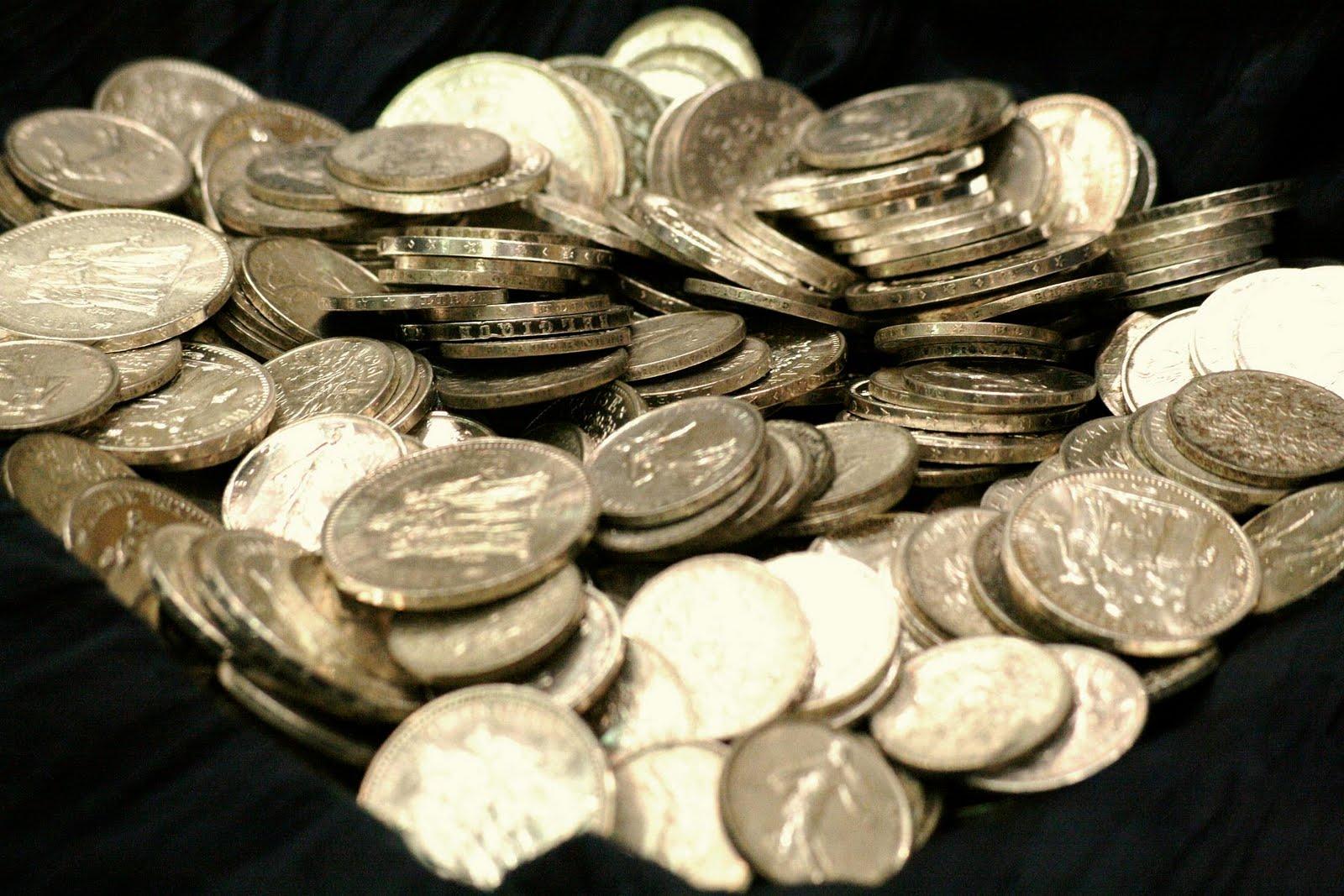 Pourquoi l'argent va faire mieux que l'or dans les années à
