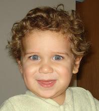My son Kade