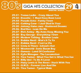 Giga Hits Collection 80s Vol 29