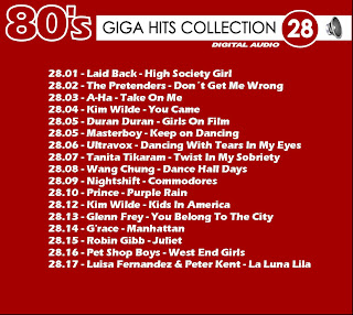 Giga Hits Collection 80s Vol 28
