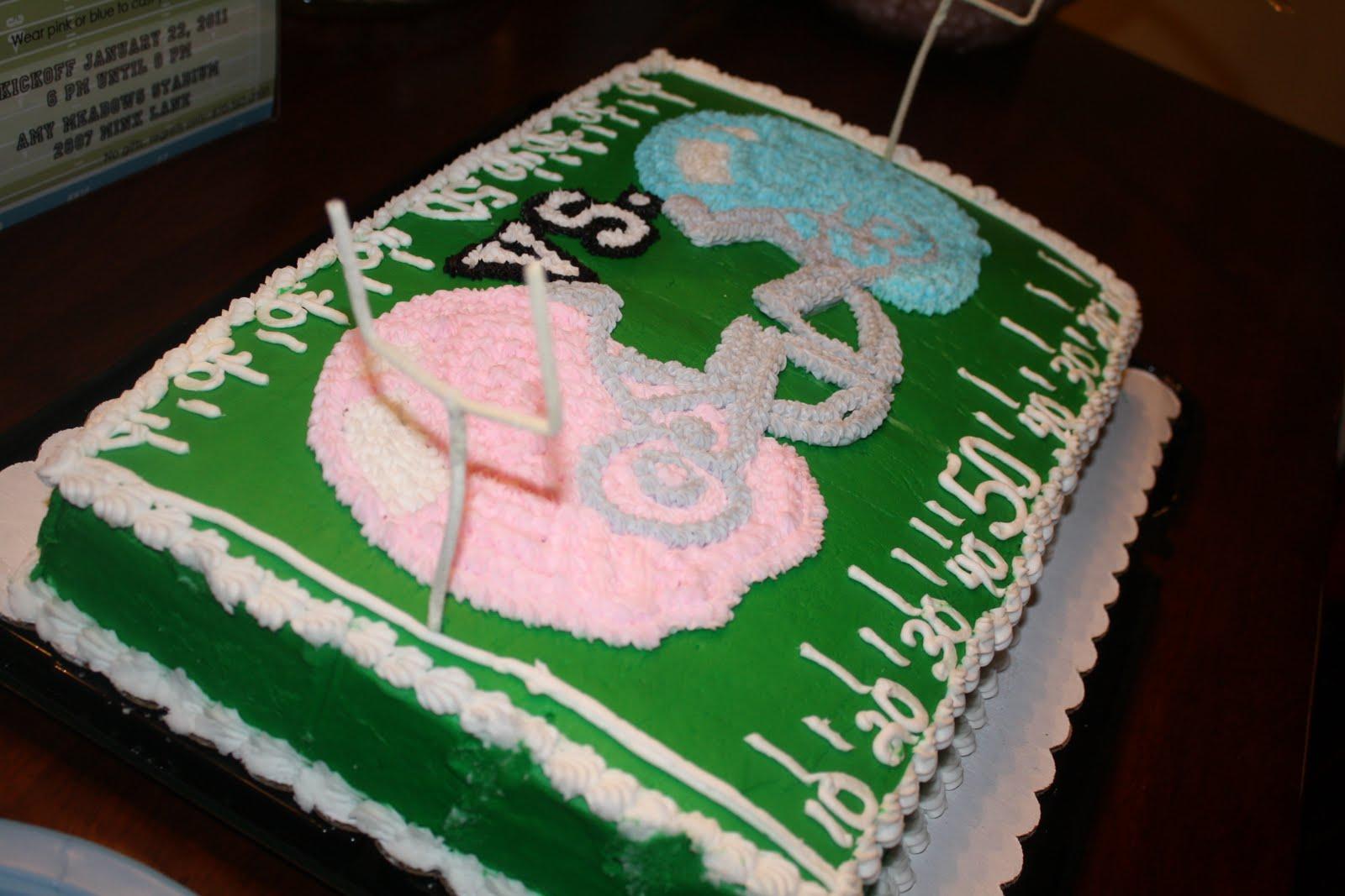 Western Themed Gender Reveal Cake Ideas 57381 Gender Revea