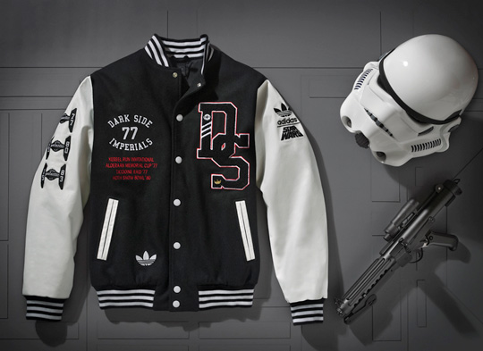veste star wars adidas