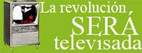 La revolución será   televisada