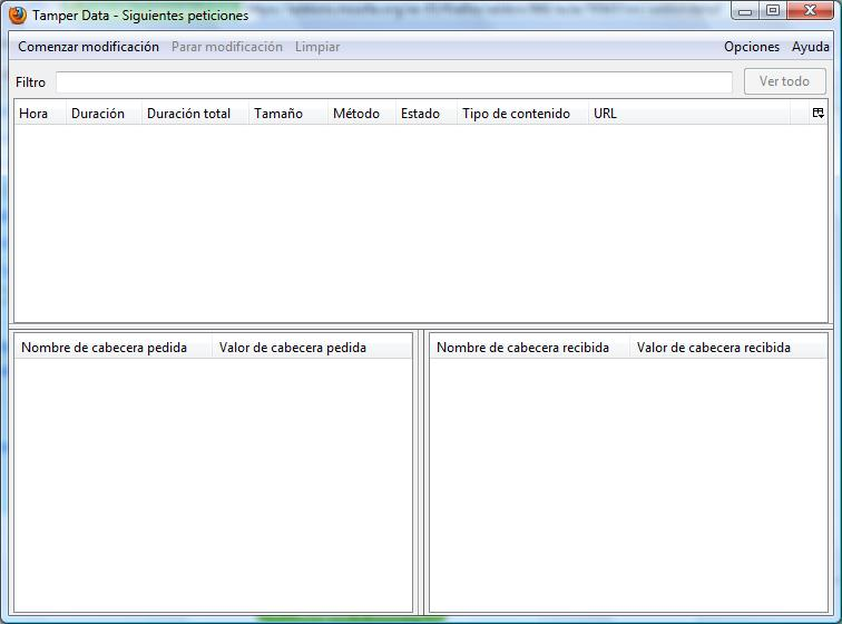 Tamper Data Para Firefox