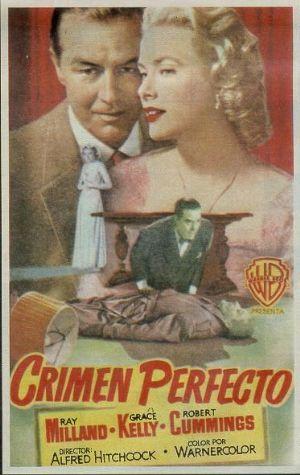 Carteles de películas conocidas - Página 2 Crimen+perfecto