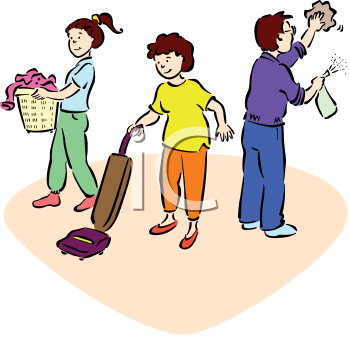 [family+house+cleaning]