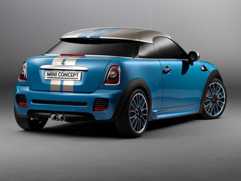 2009 Mini Coupe Auto Car Concept