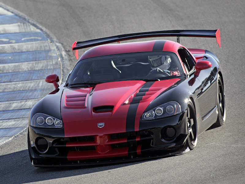 2010 Dodge Viper SRT10 ACR V10