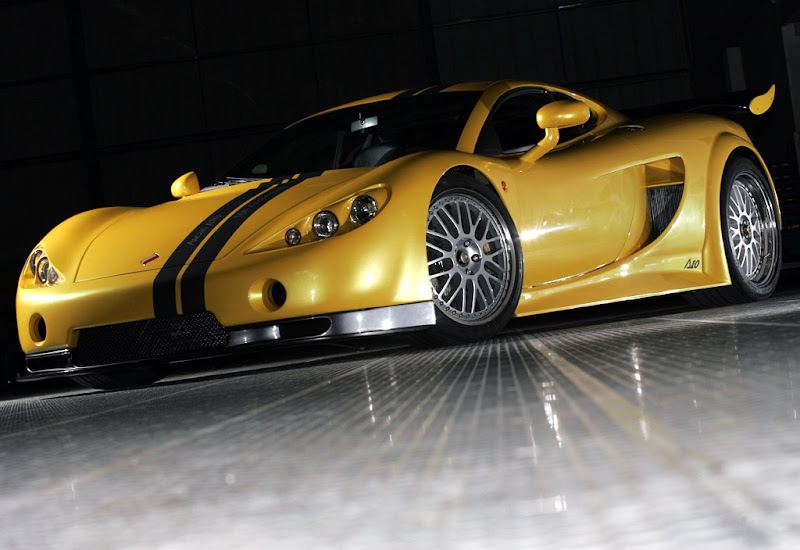 2006 Ascari A10 V8-2 door coupe