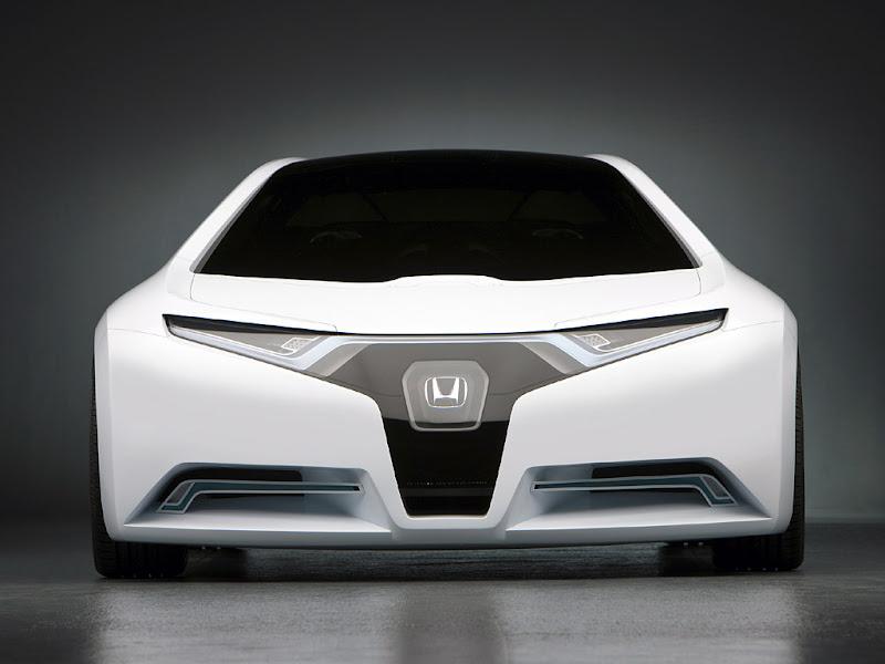 2008 Honda FC Sport V-Flow Fuel Cell Concept