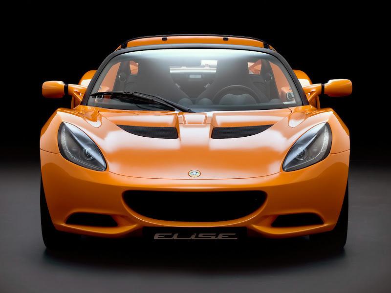 Gambar Lotus Elise Convertible 2011
