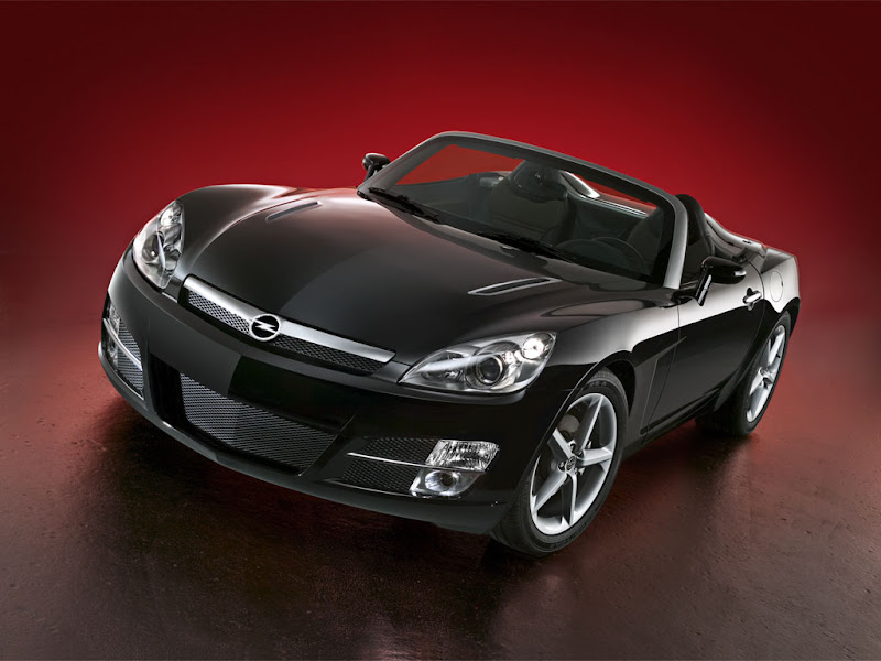 2007 Opel GT Convertible Turbocharged