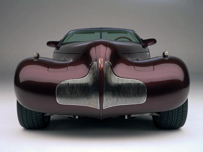 Gambar Buick Blackhawk Concept 2000
