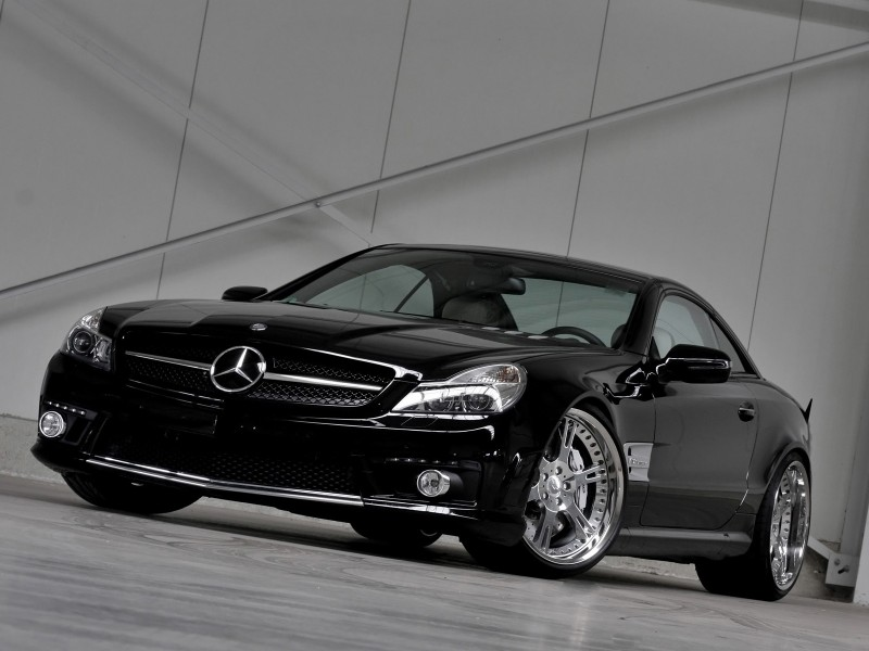 2011 Wheelsandmore Edition Mercedes-Benz SL65 AMG