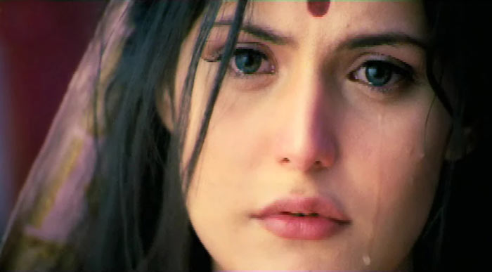 zarine khan pics pics - FOD 31st Jan 2010