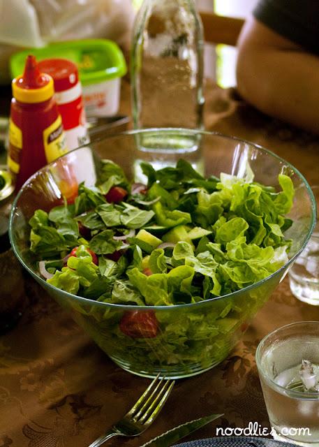 Australia Day salad